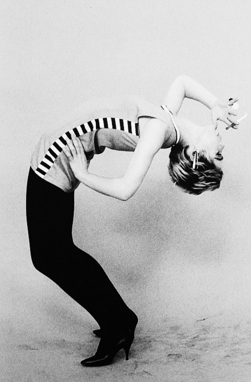 cool tank top, worn by Edie Sedgwick